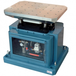 SS mechanical shock test bench