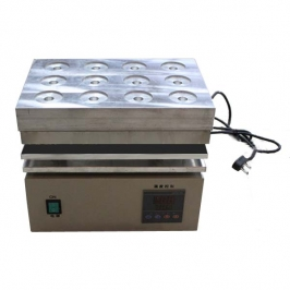 CX-2 cast aluminum digital heating table thermostat