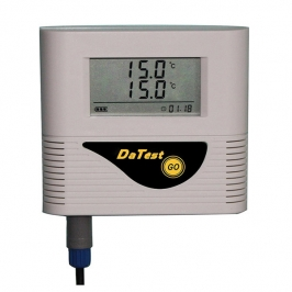 DT-T21L double cryogenic temperature recorder